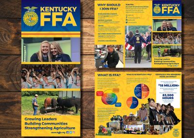Kentucky FFA Brochure