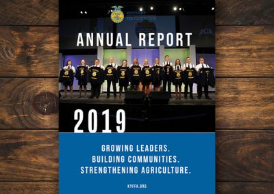 Kentucky FFA Annual Report