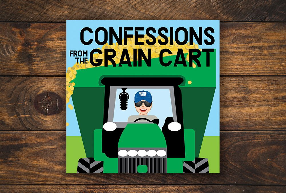 Confessions from the Grain Cart Podcast Logo