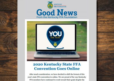 Kentucky FFA Newsletter